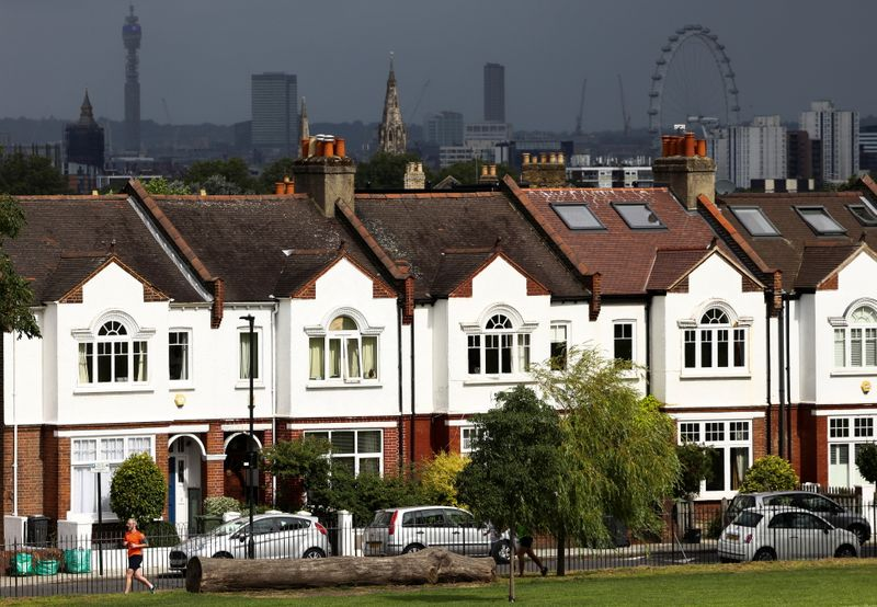 UK home asking prices slip for first time this year: Rightmove