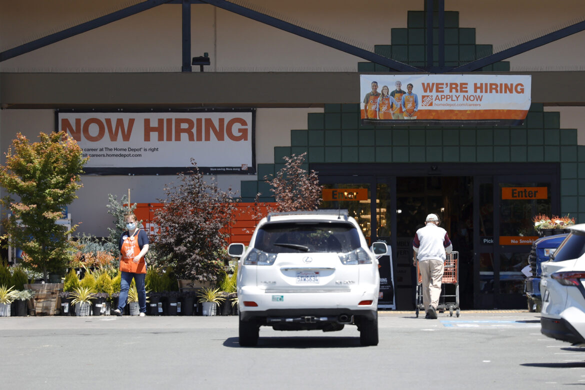 US job openings soar to 10M for first time as companies struggle to hire