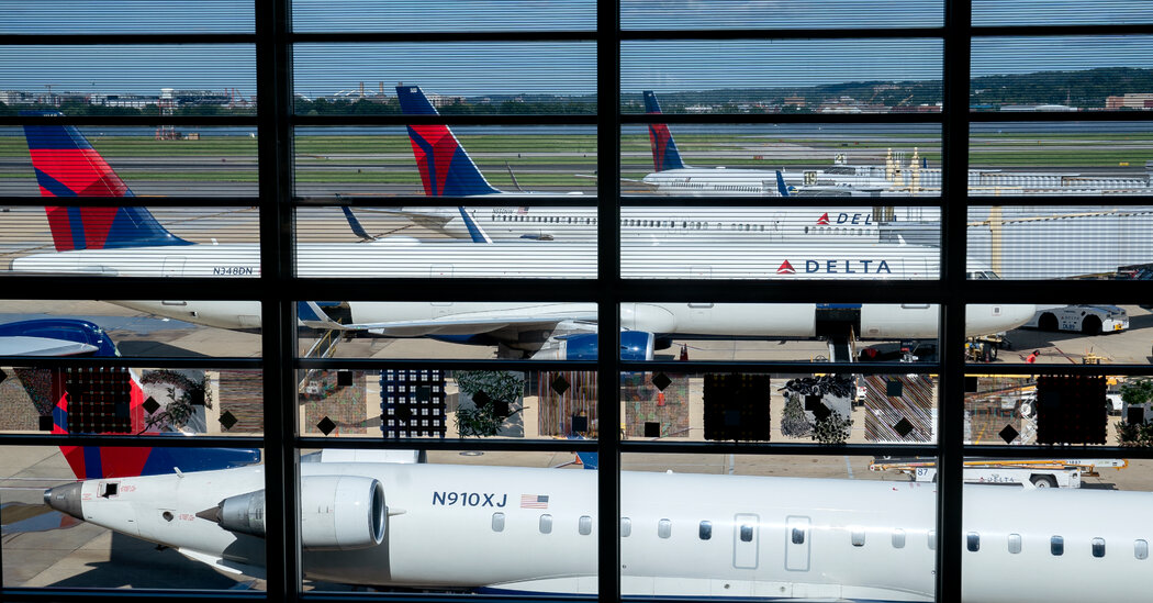 Unvaccinated Delta Airlines Employees Could Lose Benefits