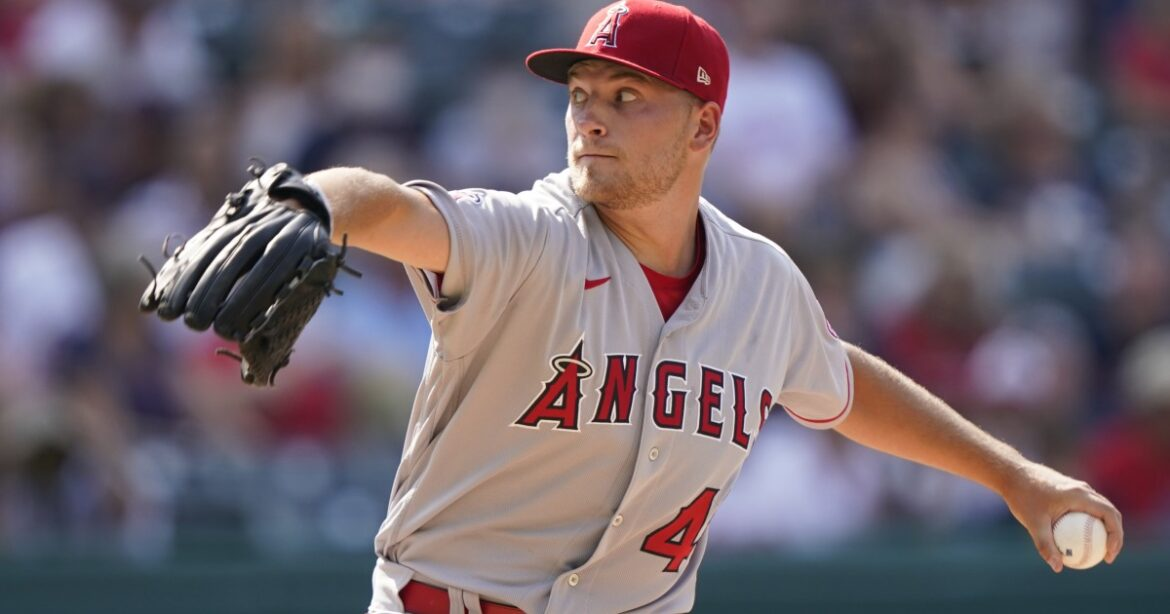 Angels place two pitchers on IL without any designation; won't say if it's COVID-related