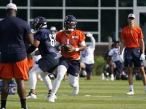 Bears camp first impressions: So far, so good — and bad
