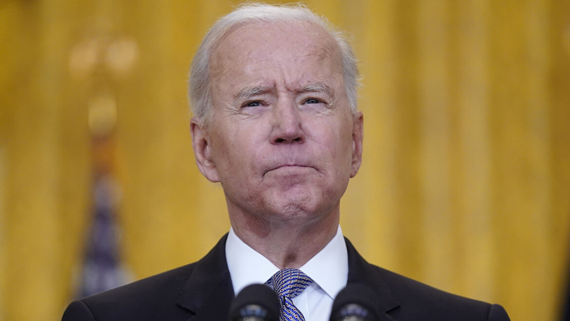 Biden admin depends on Taliban to give Americans 'safe passage' 6 weeks after Biden said he doesn't trust them
