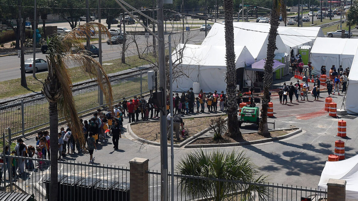 Biden administration begins flying migrants expelled via Title 42 into Mexico amid COVID fears