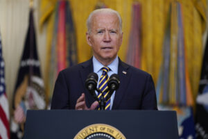 Biden Asks States, Landlords to Act to Prevent Evictions Now That Federal Moratorium Has Expired