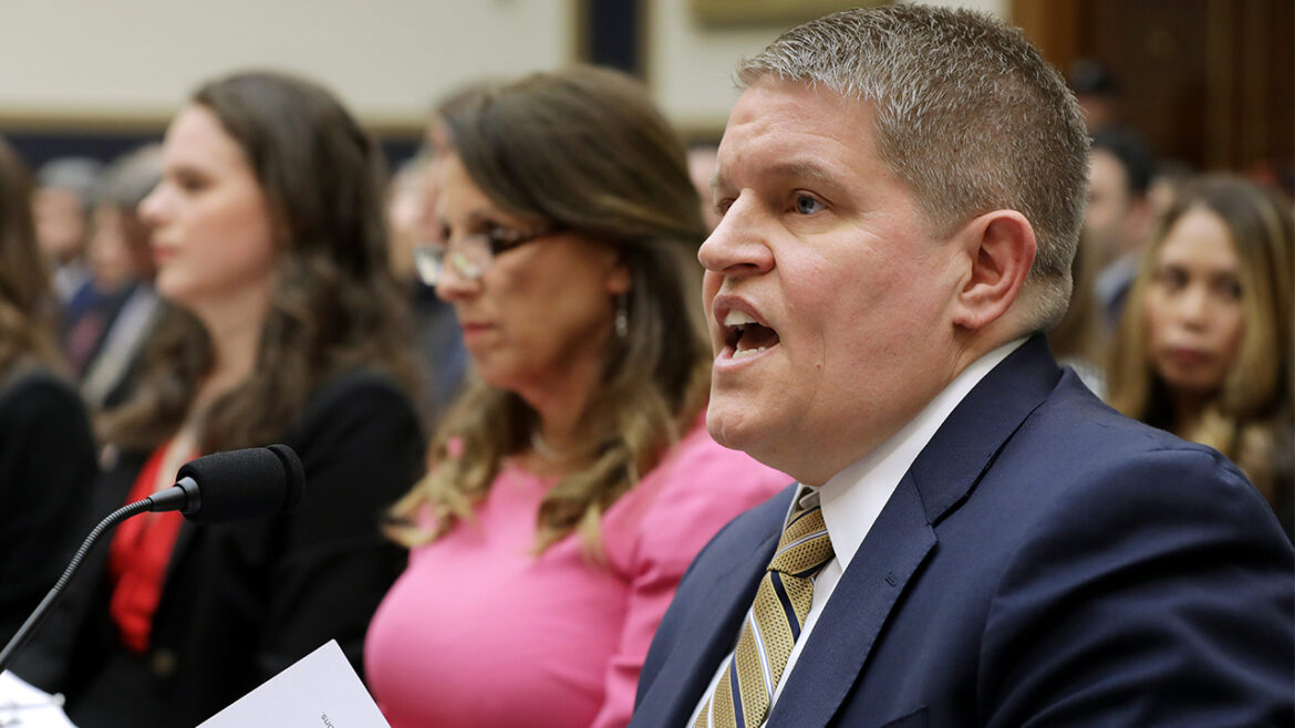 Biden ATF nominee Chipman accused of racial bias for claiming Black ATF agent cheated on exam