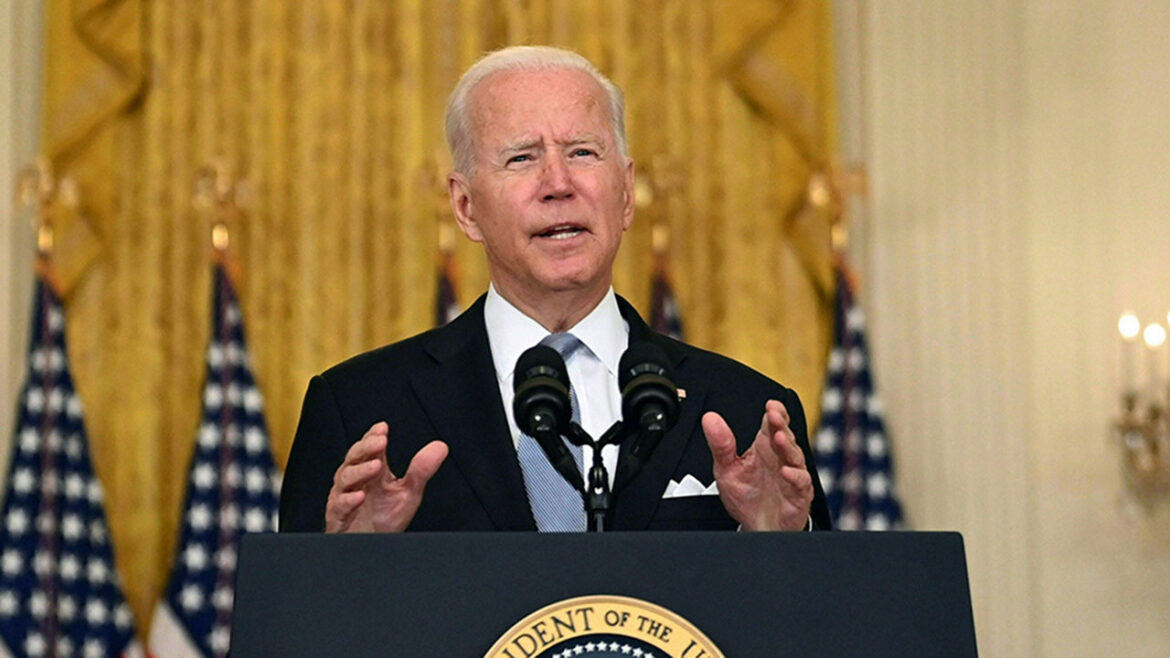 Biden ignores questions, resumes Camp David retreat after addressing Afghanistan catastrophe