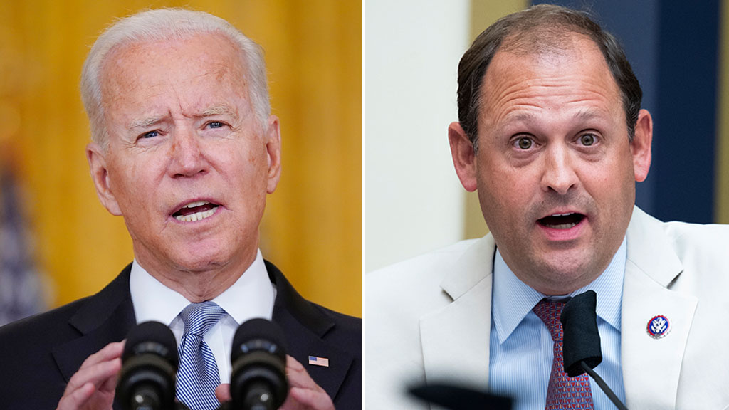 Biden's entire national security team should resign: Rep. Andy Barr