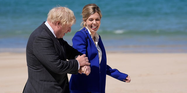 Boris Johnson's wife pregnant with second child months after miscarriage