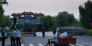 China has placed millions under lockdown as the nation faces the biggest outbreak of the coronavirus in months