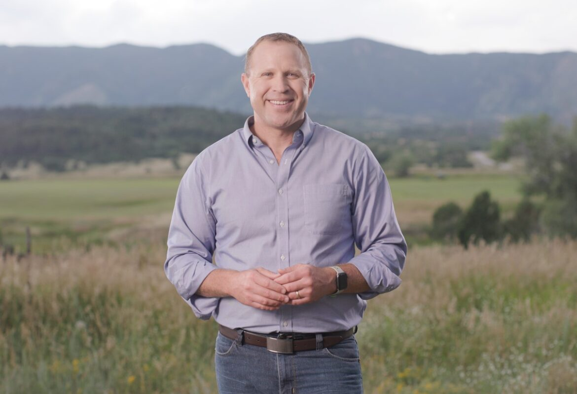 Colorado Senate race: Former Olympic athlete and Air Force veteran launches 2022 GOP campaign