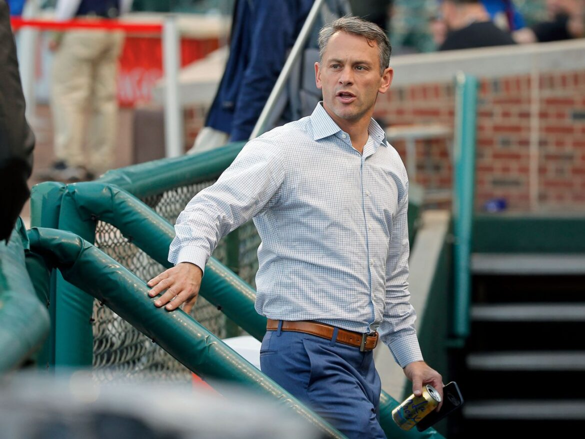 Cubs president Jed Hoyer pulls back on extension comments: 'I think the world of all those guys'