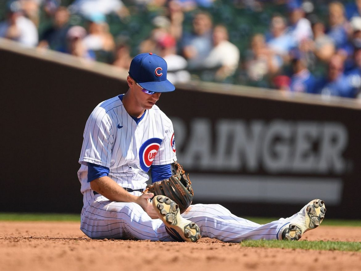 Cubs set franchise record with 13th straight loss at home