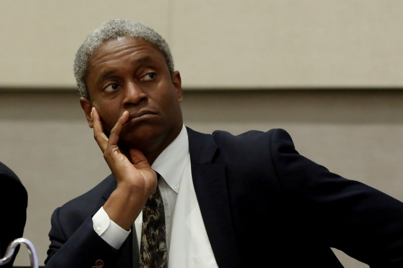 Fed's Bostic says the pandemic widened economic disparities