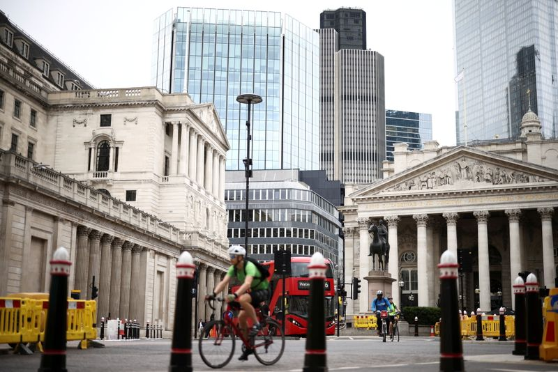 UK public's inflation expectations jump in July – Citi/YouGov