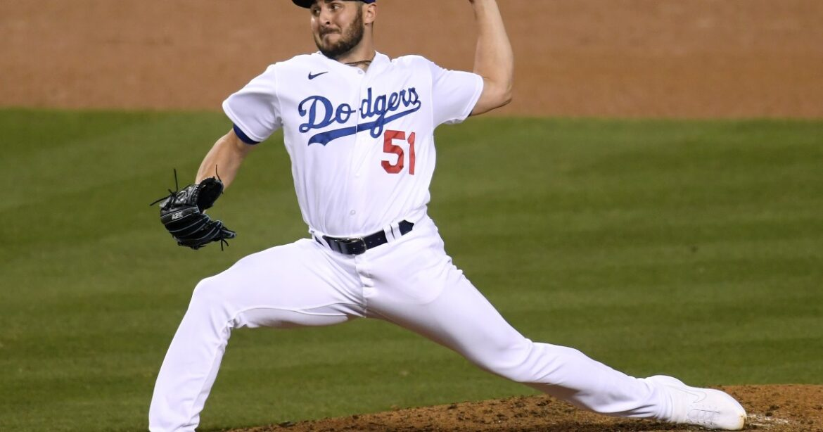 Dodgers rookie Alex Vesia looking forward to personal homestand vs. Padres