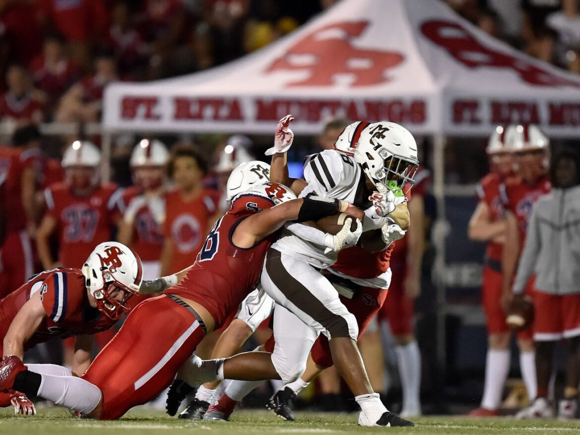 Four Downs: News and notes from Week 1 in high school football