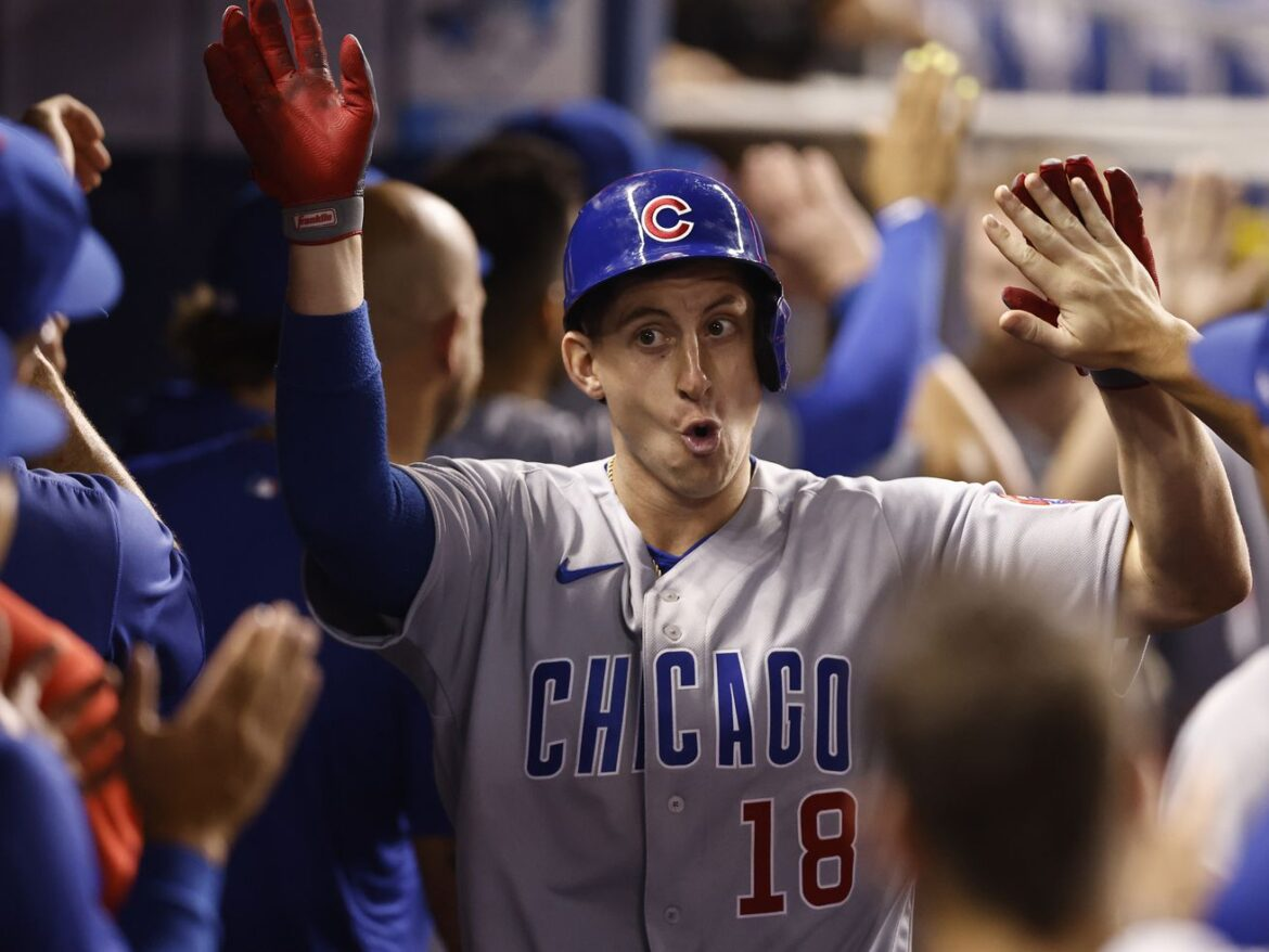 Frank Schwindel becomes latest Cubs' unknown to have big impact