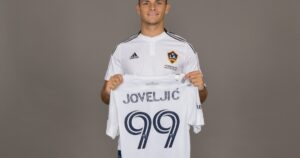 Galaxy signee Dejan Joveljić excited about chance to play alongside Chicharito