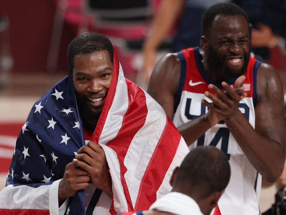 Golden, again: US beats France for Tokyo title