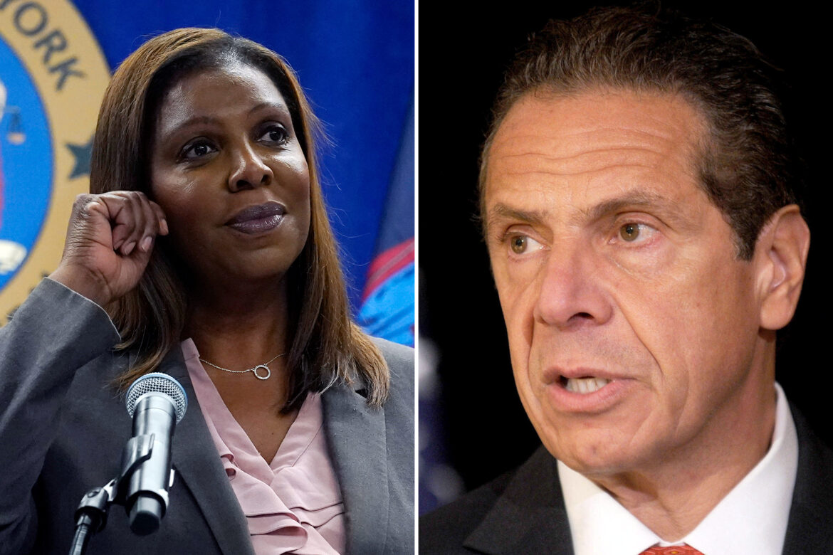 Gov. Andrew Cuomo 'Sexually Harassed Multiple Women,' Report Finds