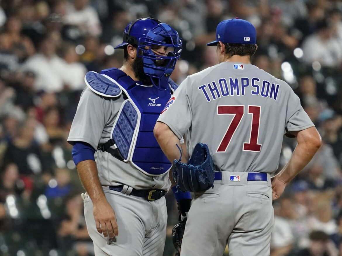 Growth is key for Justin Steele and Keegan Thompson over Cubs' final month of the season