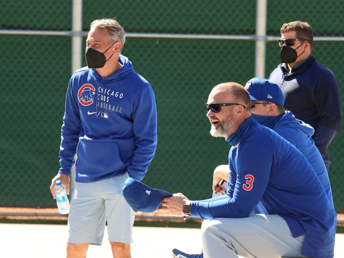 How long will it take to build the next Cubs contender?