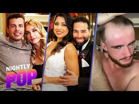 """""""90 Day Fiance"""" Slap, """"MAFS"""" Truth Hurts & Hairline Hack"""