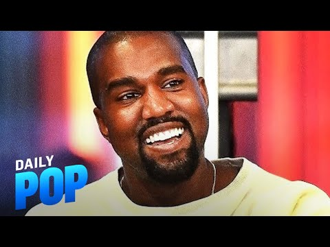 Kanye West Soars to New Heights at Album Listening Party   Daily Pop   E! News