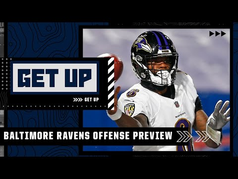 What will the Ravens' offense look like in 2021? | Get Up
