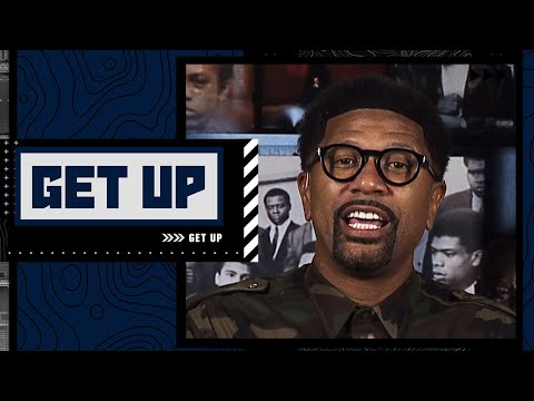 Jalen Rose answers: Giannis is the next face of the NBA!   Get Up