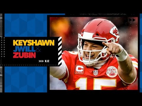 Keyshawn Johnson says the Chiefs have the best chance to win the Super Bowl this season | KJZ
