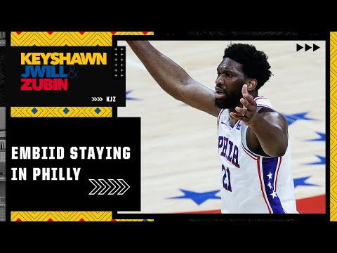 Will Joel Embiid's $196M supermax contract pay off for the 76ers? | KJZ