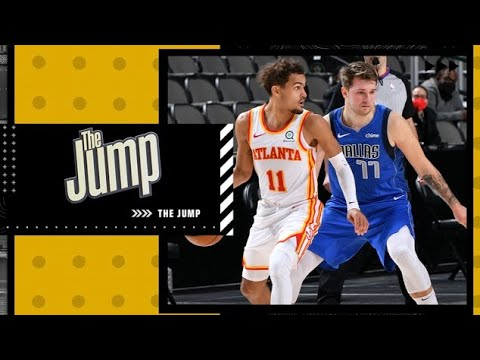 Luka Doncic vs. Trae Young: Expectations for the Mavs vs. Hawks season opener   The Jump