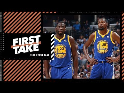 Max is surprised Draymond Green got Kevin Durant to open up about the fallout | First Take