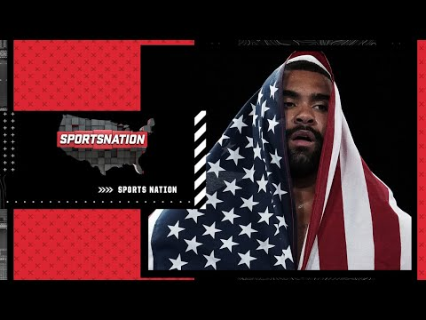 Gable Steveson reacts to Daniel Cormier's comments about his WWE & UFC future   SportsNation