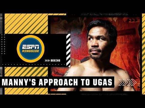 How Manny Pacquiao adjusted from boxing Errol Spence Jr. to Yordenis Ugas   ESPN Ringside