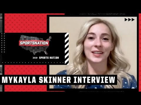 MyKayla Skinner on her rollercoaster experience at the Tokyo Olympics   SportsNation