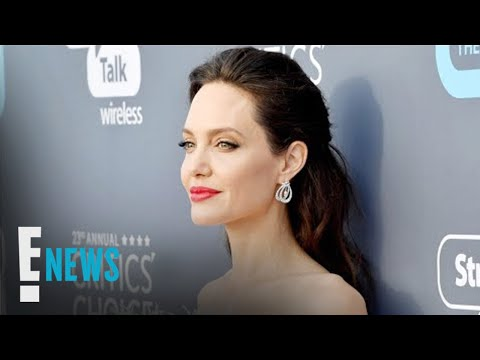 Angelina Jolie Joins Instagram: See Her Moving First Post | E! News
