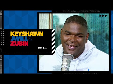 Keyshawn Johnson's Top 5 WR/RB duos in the NFL | KJZ
