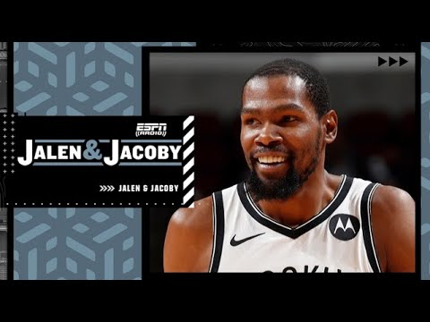 Is Kevin Durant the greatest scorer of all time? Jalen Rose answers | Jalen & Jacoby