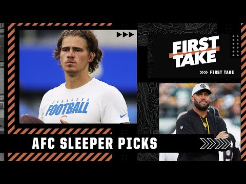 Who are the sleeper teams in the AFC?   First Take