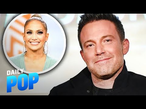 Ben Affleck Caught Browsing Engagement Rings at Tiffany's?! | Daily Pop | E! News