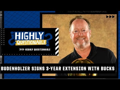 Reacting to Mike Budenholzer signing a 3-year extension with the Bucks | HQ