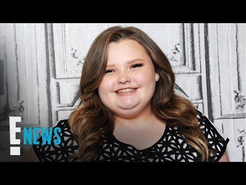 """Honey Boo Boo Looks UNRECOGNIZABLE in """"Teen Vogue"""" 