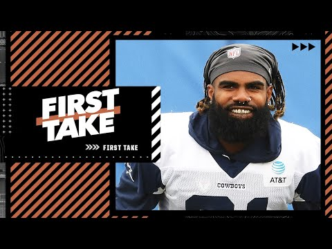 First Take's expectations for the Dallas Cowboys