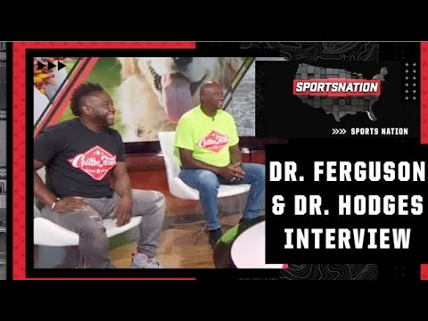 SportsNation interviews Dr. Ferguson and Dr. Hodges of 'Critter Fixers'