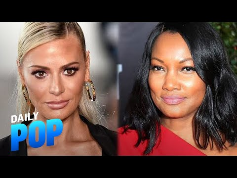 """Garcelle Beauvais Fires Off 5 """"F–k You's"""" to Dorit Kemsley   Daily Pop   E! News"""