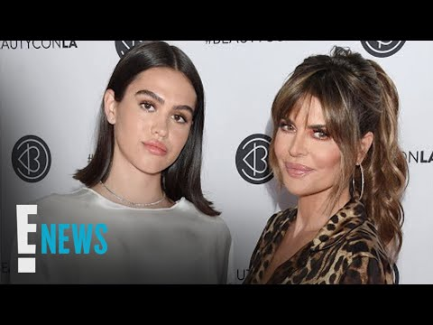 Lisa Rinna Doesn't Hold Back About Daughter Amelia & Scott's Romance | E! News