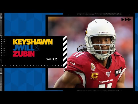 Reacting to Larry Fitzgerald saying he doesn't have the urge to play 'right now' | KJZ