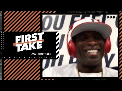 Deion Sanders says several Jackson State players are 'very draftable' for NFL teams   First Take